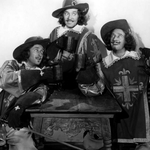 "Image for the Film programme ""The Three Musketeers"""