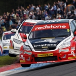 "Image for the Motoring programme ""British Touring Car Championships"""