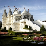 "Image for the Religious programme ""A Tale of Five Temples - The Story of Hinduism in Britain"""