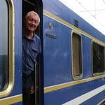 "Image for the Documentary programme ""Chris Tarrant's Extreme Railway Journeys"""