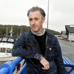 "Image for the Documentary programme ""Alan Cumming's Edge of Scotland"""