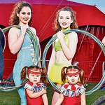 "Image for the Documentary programme ""Circus Kids: Our Secret World"""
