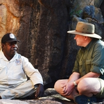 "Image for the Documentary programme ""Australian Wilderness with Ray Mears"""