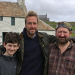 "Image for the Documentary programme ""Ben Fogle: New Lives in the Wild - Canada"""