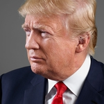 "Image for the Documentary programme ""Donald Trump"""