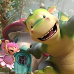 "Image for the Childrens programme ""Digby Dragon"""