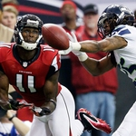 "Image for the Sport programme ""Live NFL: Atlanta @ Seattle"""