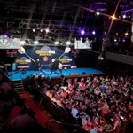 "Image for the Sport programme ""Live Grand Slam of Darts"""