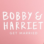 "Image for the Comedy programme ""Bobby and Harriet Get Married"""