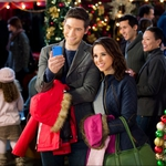 "Image for the Film programme ""A Family for Christmas"""
