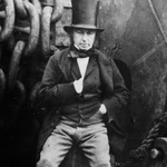 "Image for the Documentary programme ""Brunel"""
