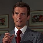 "Image for the Documentary programme ""Roger Moore: My Word is My Bond"""