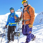 "Image for the Sport programme ""Ski Sunday"""
