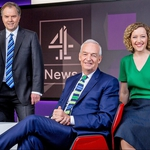 "Image for the News programme ""Channel 4 News"""