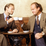 "Image for the Sitcom programme ""Frasier"""