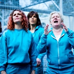 "Image for the Drama programme ""Wentworth Prison"""