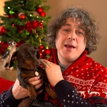 "Image for the Documentary programme ""Christmas with the Dog Rescuers"""