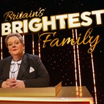 "Image for the Quiz Show programme ""Britain's Brightest Family"""