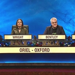 "Image for the Quiz Show programme ""Christmas University Challenge 2017"""