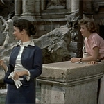 "Image for the Film programme ""Three Coins in the Fountain"""