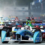 "Image for the Motoring programme ""Formula e - Street Racers"""