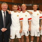 "Image for the Sport programme ""Class of '92: Full Time"""