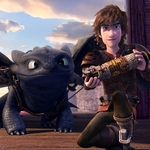 "Image for Childrens programme ""Dragons: Race to the Edge"""