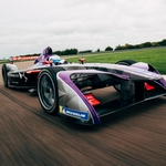 "Image for the Motoring programme ""FIA Formula E Highlights"""