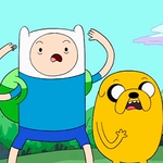 "Image for the Childrens programme ""Adventure Time - Elements"""