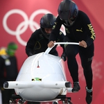 "Image for the Sport programme ""Bobsleigh Replay"""