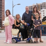 "Image for the Documentary programme ""Benidorm: Ten Years on Holiday"""