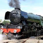 "Image for the Entertainment programme ""The Flying Scotsman"""