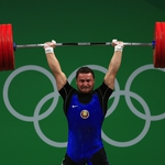 "Image for the Sport programme ""Weightlifting"""