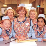 "Image for the Sitcom programme ""Dinnerladies Diaries"""