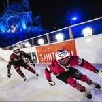 "Image for the Sport programme ""Crashed Ice"""
