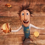 "Image for the Childrens programme ""Cloudy with a Chance of Meatballs"""