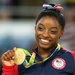 Image for The Simone Biles Story: Courage to Soar