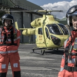 "Image for the Documentary programme ""Helicopter ER"""