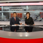 "Image for the News programme ""BBC News; Weather"""