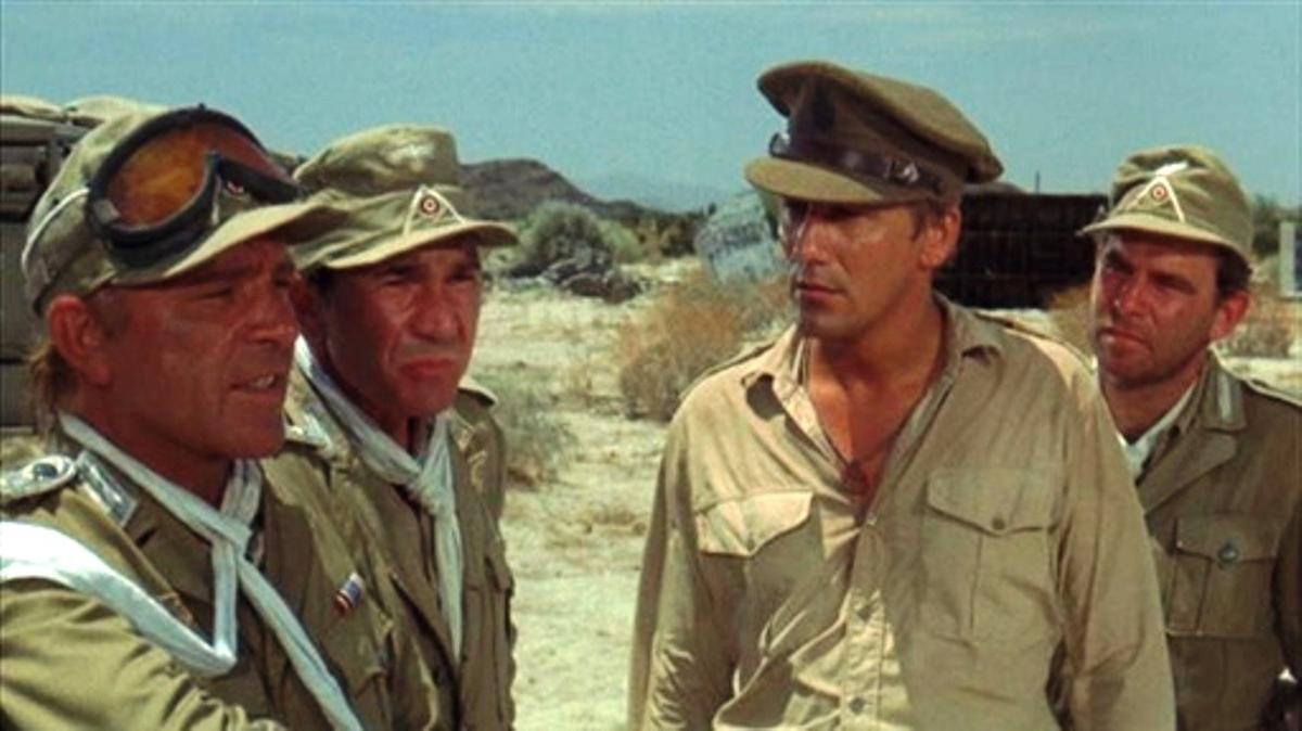 War Movie : Raid on Rommel / 1971